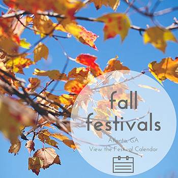 Fall Festivals in North Georgia